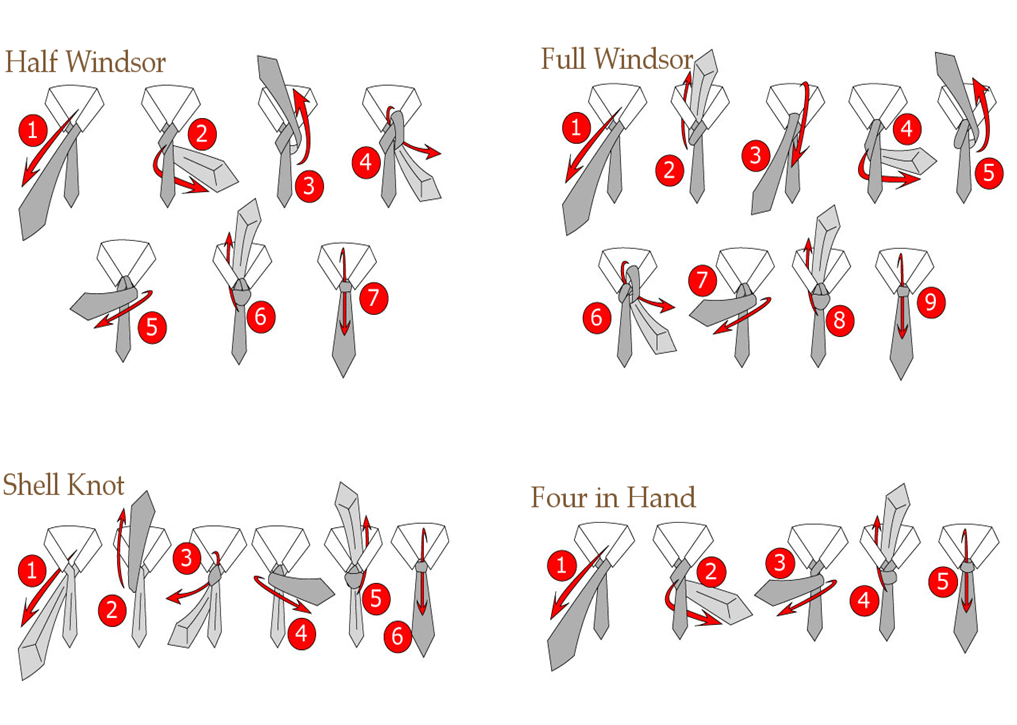how to tie a love knot